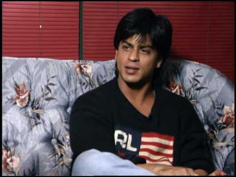 Shah Rukh Khan Interview - 1996 - YouTube