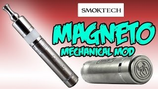 Magneto Mod by Smoktech | 123Vaporizer Product Review