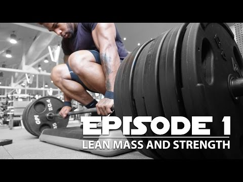 Episode 1| Strength and lean mass | Water Protein Review