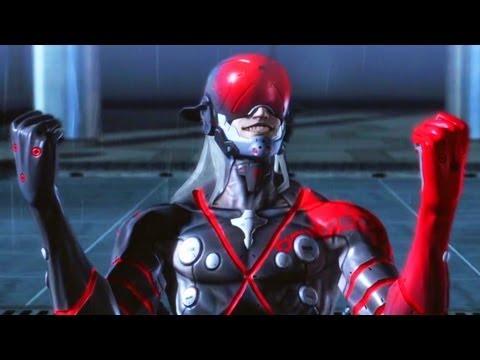 Monsoon Vs Raiden: Metal Gear Rising Revengeance