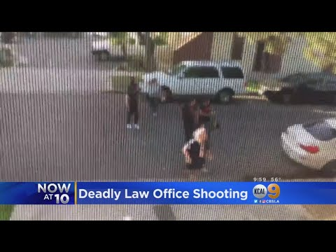New Detailes Emerge In Shooting At Long Beach Law Firm