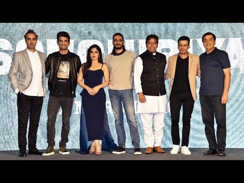 The Rebels Of Sonchiriya PRESS MEET | UNCUT | Sushant, Bhumi, Manoj, Ranvir Mp3