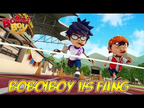 BoBoiBoy (English) | S2E3 | BoBoiBoy vs. Fang