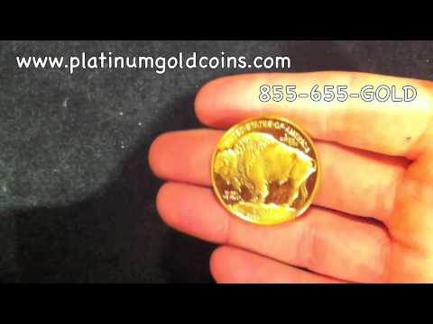 American Buffalo Gold Bullion Coin | 1-855-655-GOLD