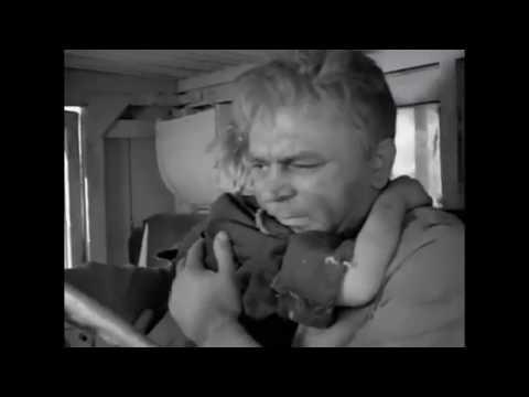"""Отрывок из фильма  """"Судьба человека"""" (1959) Режиссер : Сергей Фёдорович Бондарчук"""