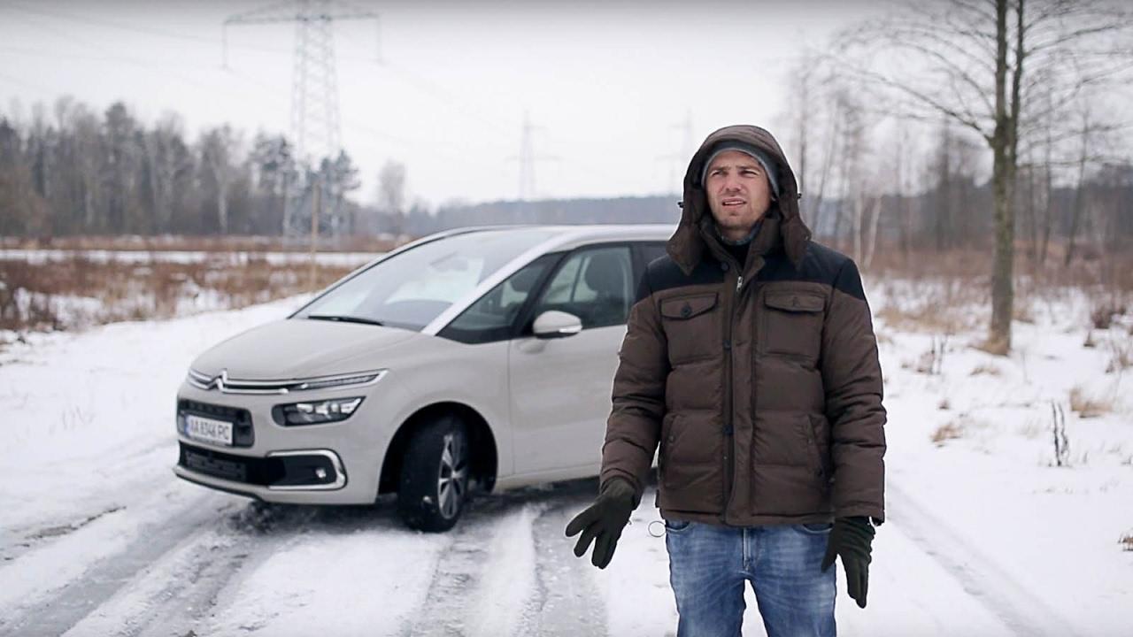 Citroen C4 Grand Picasso VS Renault Espace VS Seat Alhambra VS Volkswagen Touran   ВЫБИРАЕМ ЛУЧШИЙ