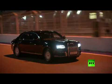 السيسي يركب سيارة بوتين الجديدة على حلبة فورمولا – 1  - نشر قبل 18 دقيقة