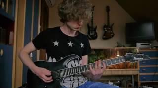 ARCHITECTS - Phantom Fear guitar cover