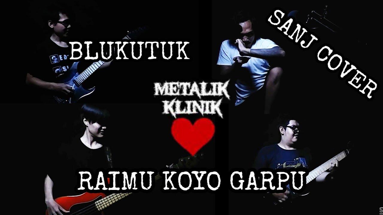 Blukutuk - Ngerap (Raimu koyo garpu) || cover by SANJ