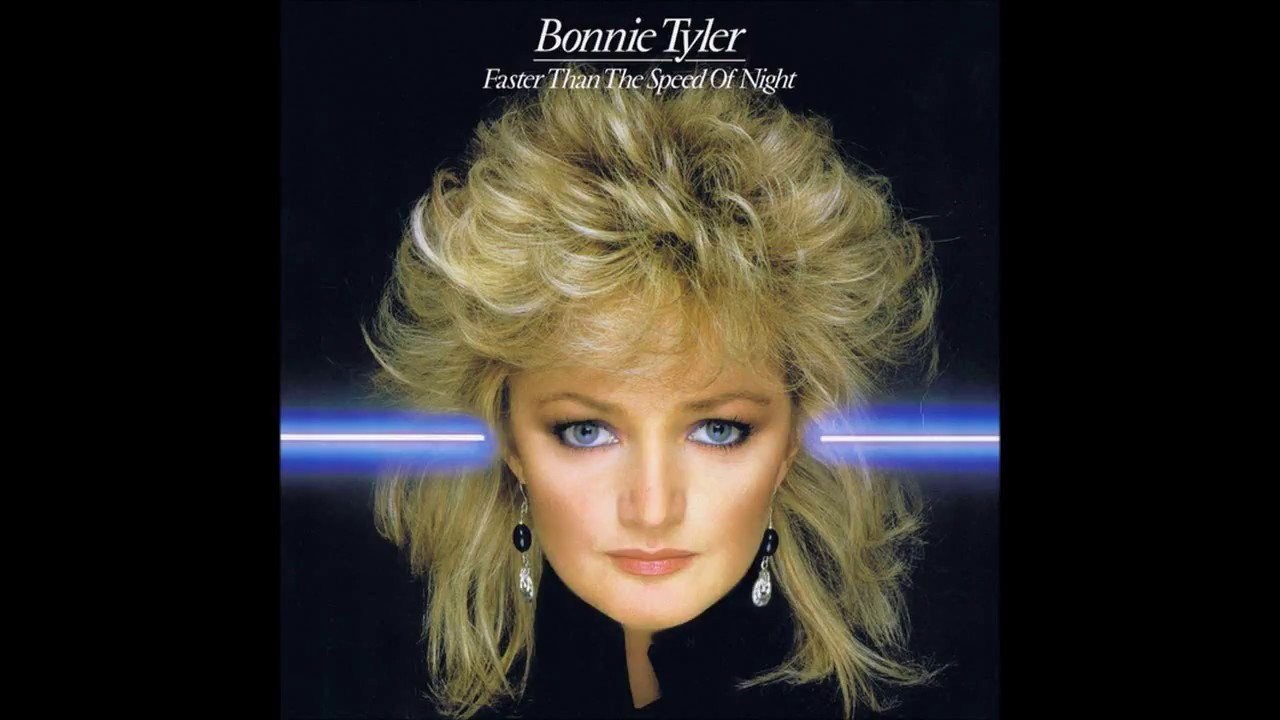 Bonnie Tyler - 1983 - Total Eclipse Of The Heart - Album ...