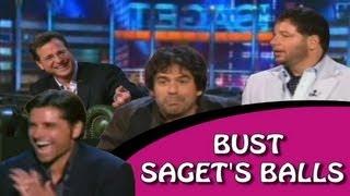 """""""Bust Saget"""