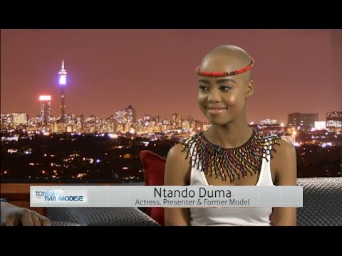 Tonight with Tim Modise | TV Personality, Ntando Duma