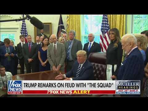 Trump Praises NC Rallygoers: 'Incredible Patriots'