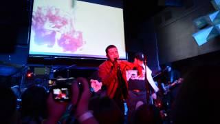 Стас Шуринс feat.Джакомо-Водопад времени.Концерт 13.11.13г.