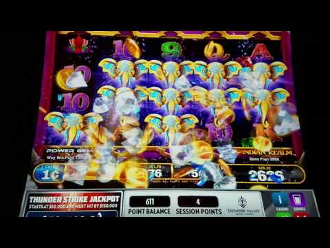 NEW POWER GEMS FREE SPINS LIVE PLAY + FLIPOUT PINBALL BONUS