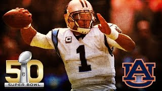 Panthers' Cam Newton: Auburn Highlight Video | CampusInsiders