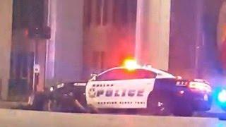 Five officers killed, several hurt in Dallas police ambush