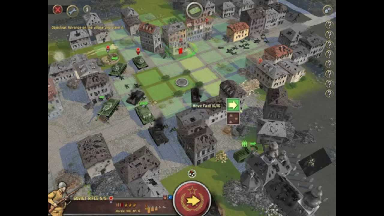 best turned based strategy games