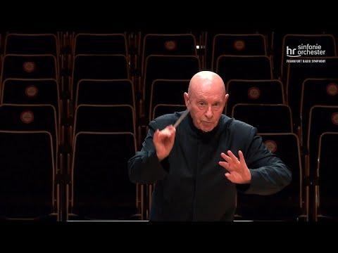 Beethoven: 1. Sinfonie ∙ hr-Sinfonieorchester ∙ Christoph Eschenbach