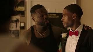 Den of Thieves 2018 (Enson) 50 Cent threatens his daughter's boyfriend.