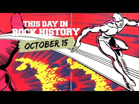 Joe Satriani Goes Surfing, Talking Heads' Concert Smash - October 15 in Rock History