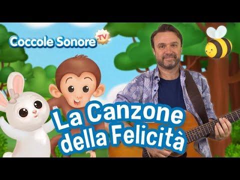 La canzone della felicità + more kids songs - Italian Songs for Children feat. Stefano Fucili