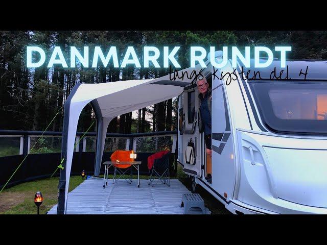 Danmark rundt langs kysten del 4 (2020)