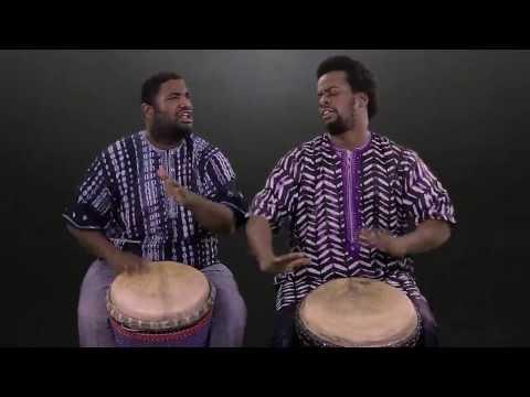Weedie & Amadou Djembe Duo - World Beat 101