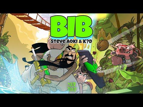 Steve Aoki & kid - BIB (14 января 2021)