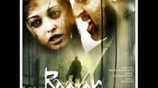 Ranjha Ranjha (Raavan) Full Song -Rekha Bhardwaj & Javed Ali- - HQ.flv