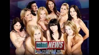 ETV Naked News Protest