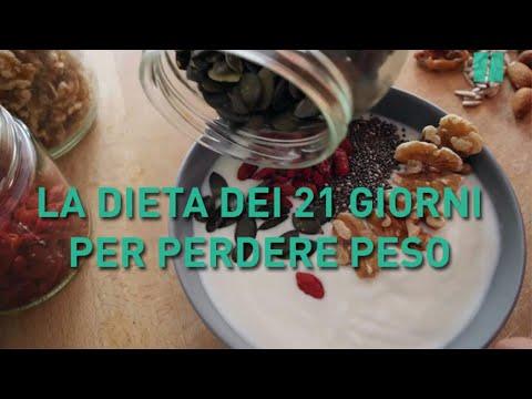 la dieta dei 21 giorni del dr. oz