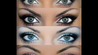 Идеи для свадебного макияжа голубых глаз(Надобен Идеи для свадебного макияжа голубых глаз, мы поможем Вам. Макияж глаз – это главный этап мэйкапа,..., 2014-09-22T19:55:35.000Z)