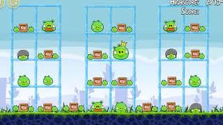 Angry birds custom levels