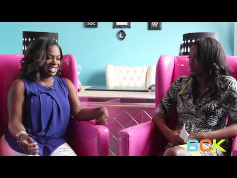 KANDI BURRUSS TALKS MOTHERHOOD AND MORE