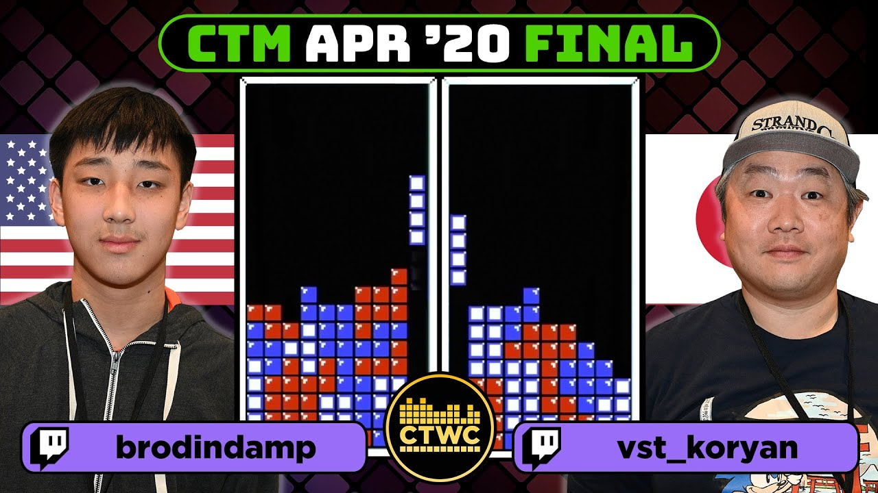 Why People Are Watching Tetris Tournaments While Staying At Home