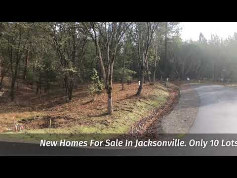 New Homes For Sale In Jacksonville Oregon, Andrews Place In Jacksonville Oregon