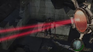 Resident Evil 4 PS4 Chapter 5-1 Normal