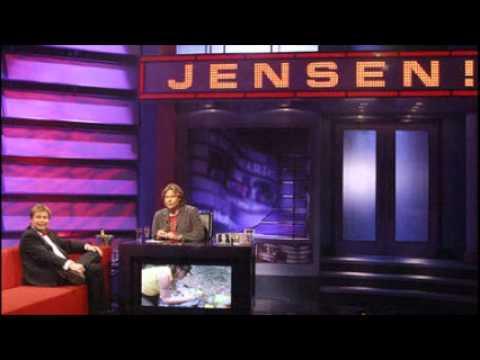 Robert Jensen maakt ruzie met Mylene de la Haye in de studio
