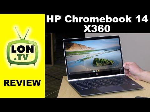 """HP Chromebook x360 Review - 14"""" 2-in-1 Chromebook - 14-da0021nr"""