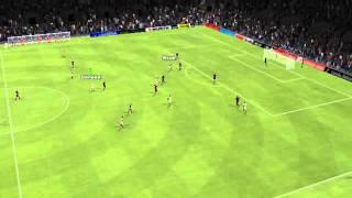 Barcelona vs Mallorca - Nsue Goal 77 minutes