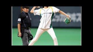 松下奈緒、始球式登場!「ノーバウンドでやろうと思っていたけど…」 チ...