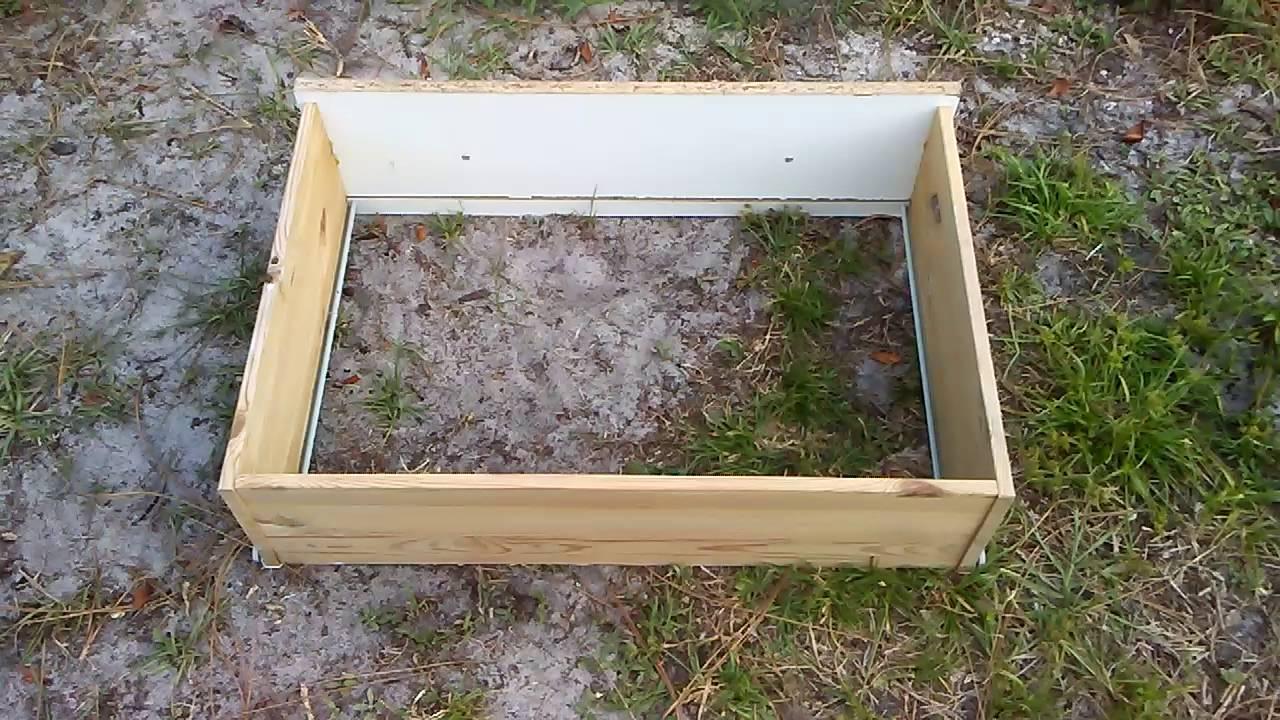 Diy Garden Planter Box Idea