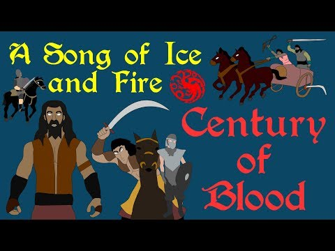 A Song of Ice and Fire: Century of Blood