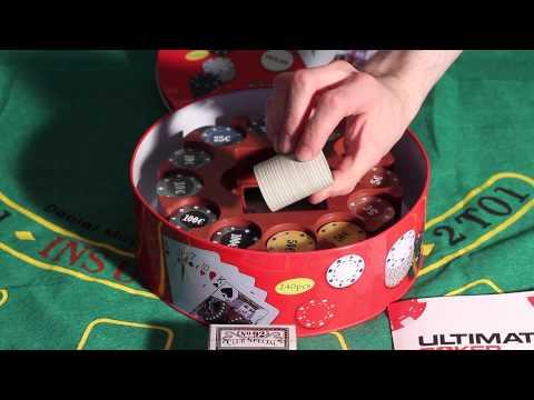 Видео Покерный набор 4 буквы