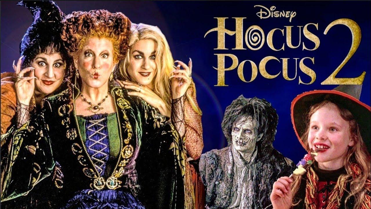 Hocus Pocus 2 is coming in 2022!
