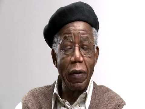 Chinua Achebe addresses the inaugural Palestine Festival of Literature