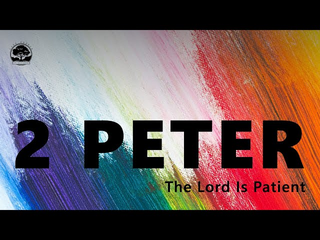 Life Church of Orange CA - 05/09/21 - Pastor Gabe Saldivar - 2nd Peter - The Lord is Patient