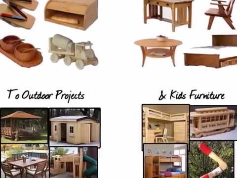 Do it yourself woodworking projects step by step blueprints youtube solutioingenieria Images