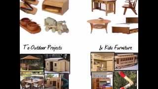Do It Yourself Woodworking Projects Step By Step Blueprints